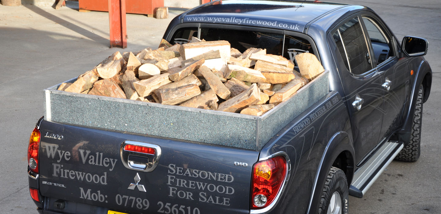 Kiln-dried or Seasoned Firewood Home Deliveries of Firewood