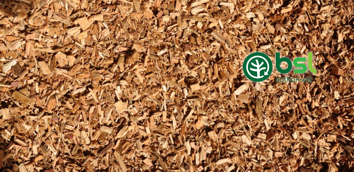 BIOMASS  G30 or G50 to ensure a good quality chip product